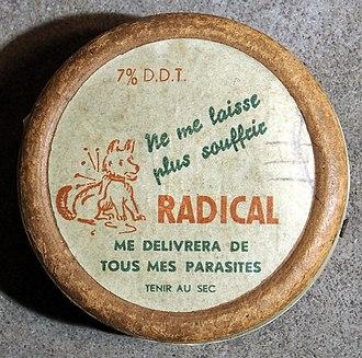 DDT - Image: Radical DDT