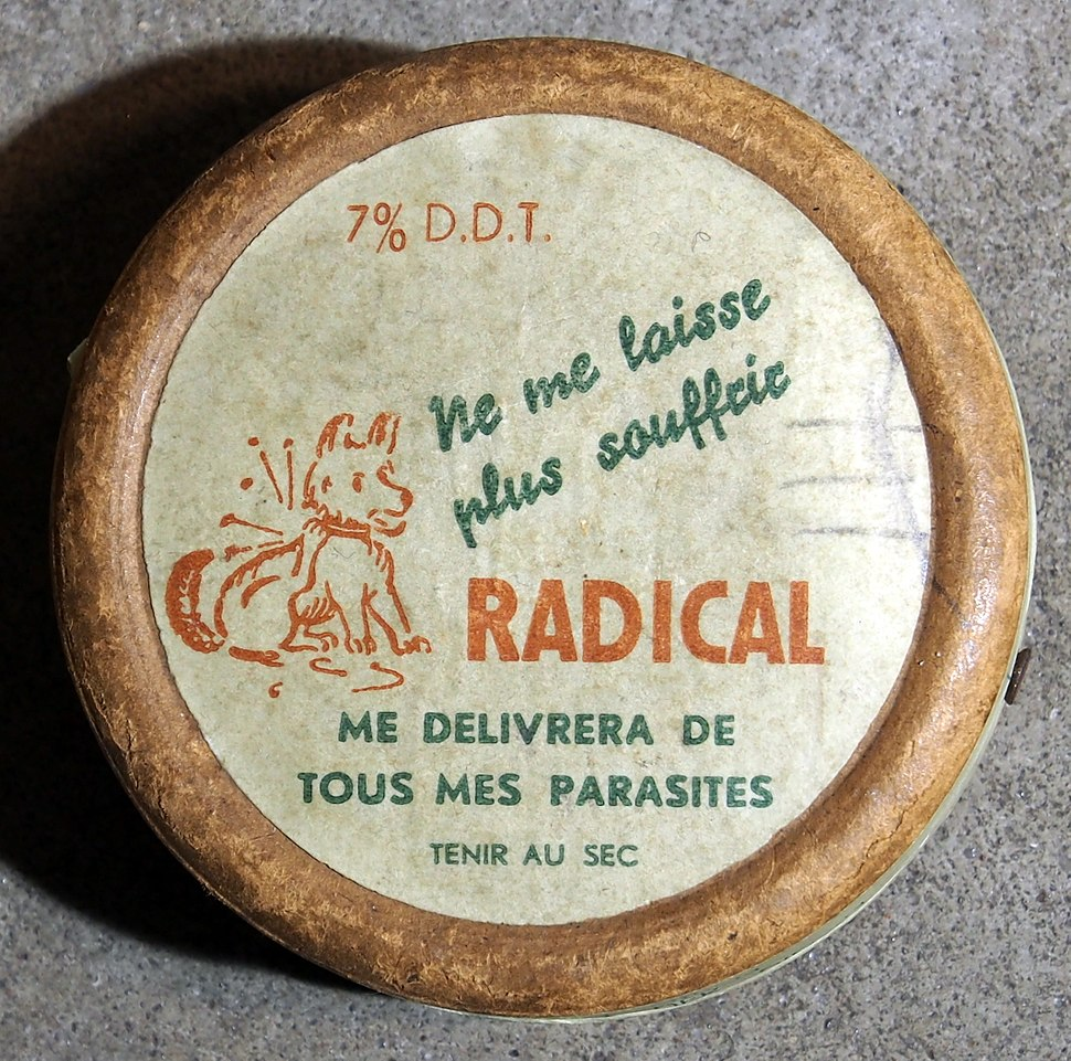 Radical DDT
