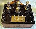 Radio d'epoca, primi apparecchi magnavox, anni dieci 03.JPG