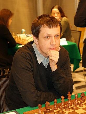 Radosław Wojtaszek - Radosław Wojtaszek during the Polish Chess Championship in Warsaw, 2014