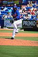 Rafael Montero, New York Mets, March 7, 2014 (13023719384).jpg