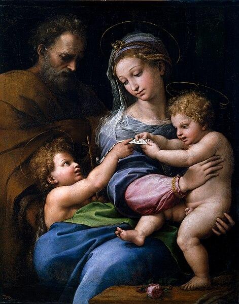 File:Raffaello Santi - Madonna della Rosa (Prado).jpg
