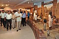 Raghvendra Singh Visits Science And Technology Heritage Of India Gallery With NCSM And VMH Dignitaries - Science City - Kolkata 2018-07-20 2570.JPG