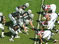 Raiders on offense at Atlanta at Oakland 11-2-08 03.JPG