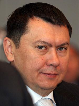 Rakhat Aliyev cover