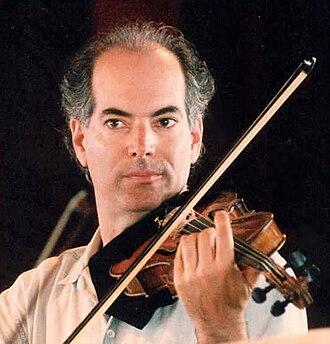 Ralph Evans (violinist) - Image: Ralph Evans