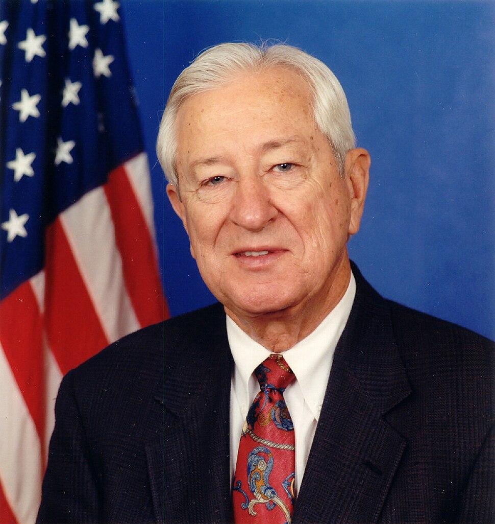 Ralph Hall, official photo portrait, color