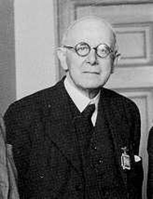 Ralph George Hawtrey - Image: Ralph george hawtrey