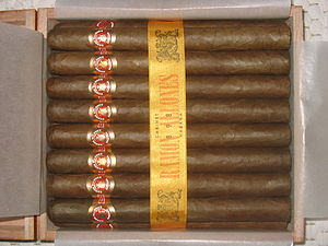 Ramon Allones 898 cigars (OSU MAR 02) from Cuba