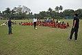 Ranjan Chowdhury - Syed Nayeemuddin - Jamshid Nassiri - Showing Skills - Football Workshop - Sagar Sangha Stadium - Baruipur - South 24 Parganas 2016-02-14 1174.JPG
