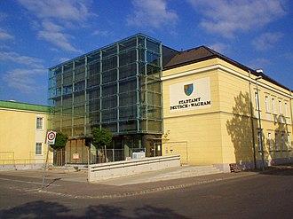 Deutsch-Wagram - Town hall