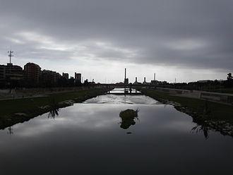 Besòs (river) - Image: Rbesos 02