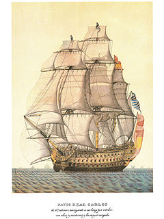 Spanish ship <i>Real Carlos</i> (1787)