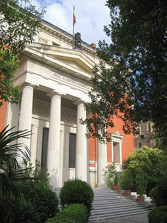Linguistic prescription - The Royal Spanish Academy, Madrid