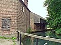 Rear of buildings on Cromford Wharf - geograph.org.uk - 1155466.jpg
