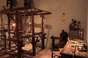 Passementerie - Passamanterie workshop, Valencian Museum of Ethnology.