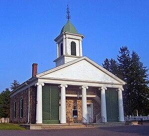 Reformed Church of Shawangunk - Main church building in 2007