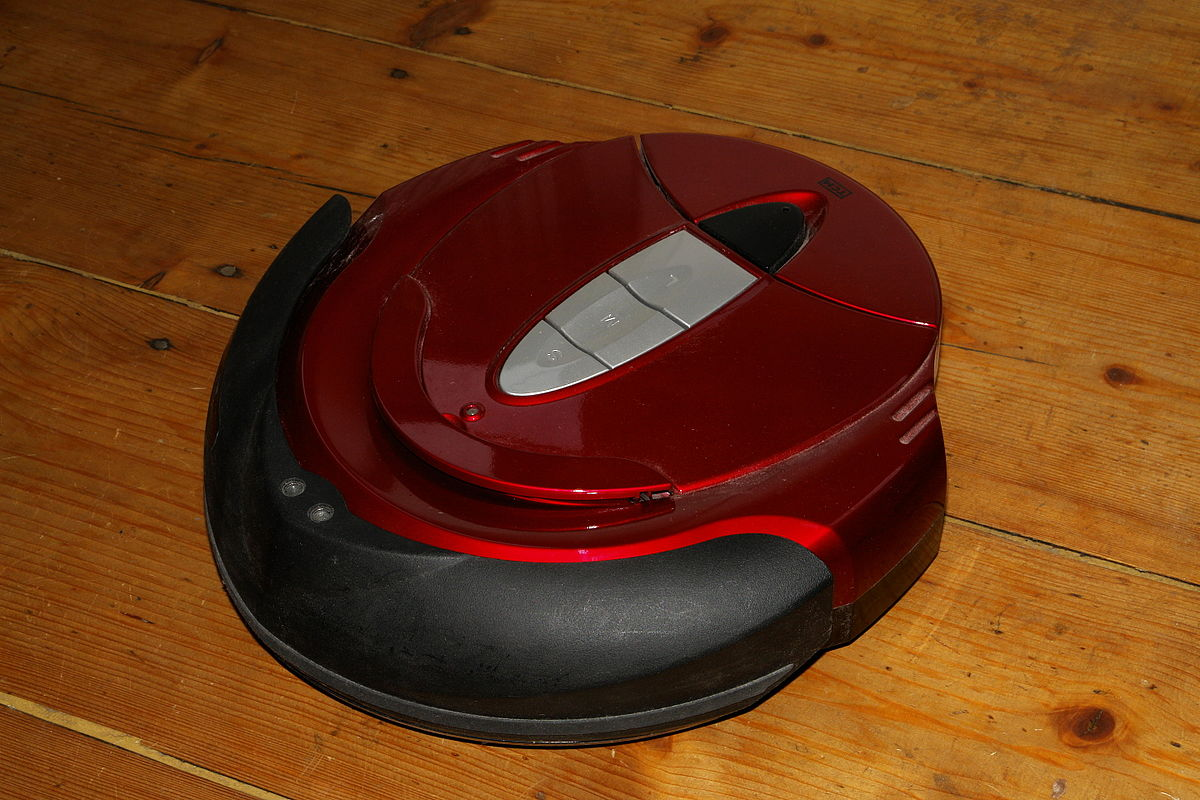 Robotic vacuum cleaner - Wikipedia