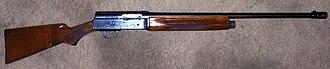 Browning Auto-5 - Remington Model 11 Shotgun