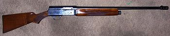 Remington Model 11 Shotgun