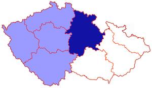 Roman Catholic Diocese of Hradec Králové - Image: Rep Ceca Diocesi di Hradec Kralove