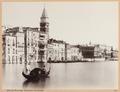 Reprofotografi av bild från resealbum, i samband med utställningen Samtida venetianskt konstglas - Hallwylska museet - 87770.tif