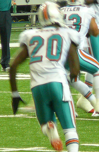 Reshad Jones - Jones with the Dolphins in 2011.