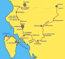Distanza San Pietroin Cariano A Peri Trento