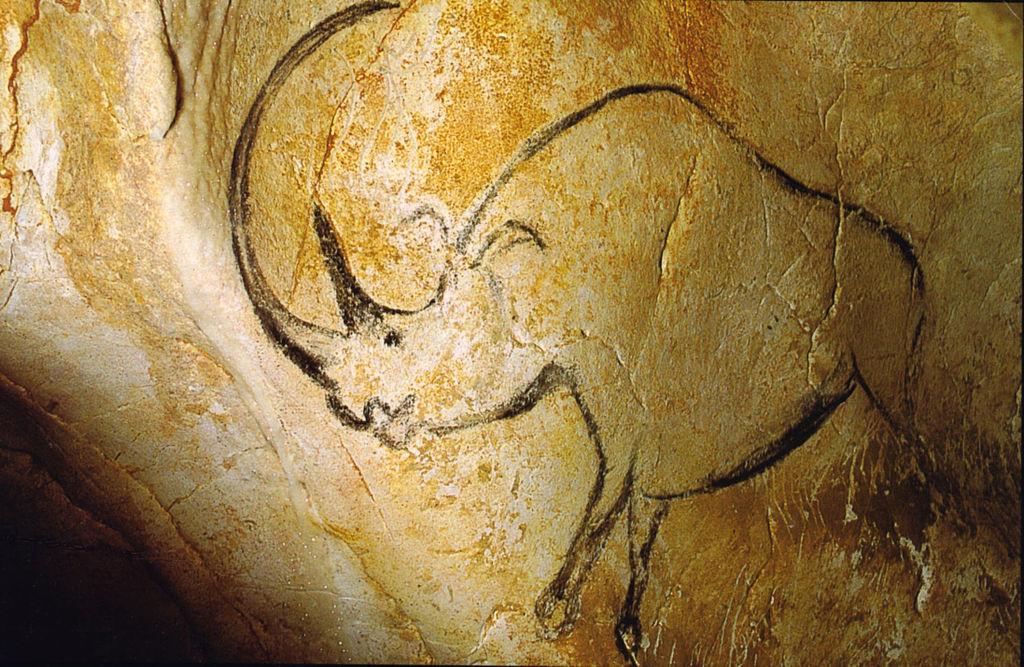 Arte rupestre de chauvet