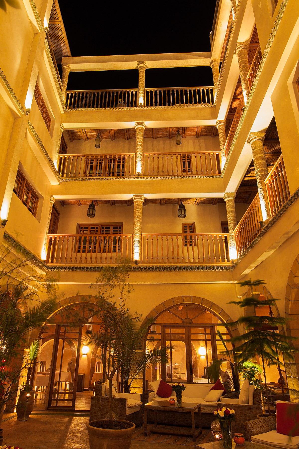Hotel Marrakech  Etoiles