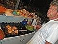 Richard Winger cooks for the house (2841575699).jpg