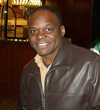 Richie Hall - Richie Hall in 2007