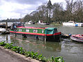 Richmond 023 Houseboat on the Thames April.JPG