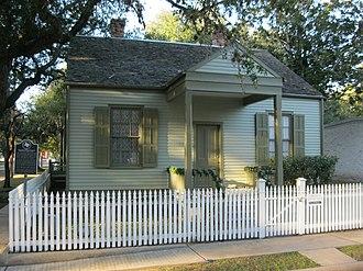 Richmond, Texas - Image: Richmond TX Long Smith Cottage
