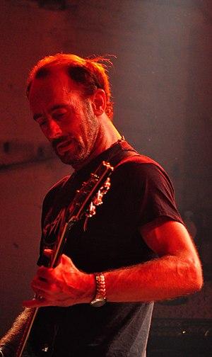 Rick Hunolt - Rick Hunolt in Rostock, Germany (2012)