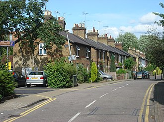 Rickmansworth - Image: Rickmansworth 118