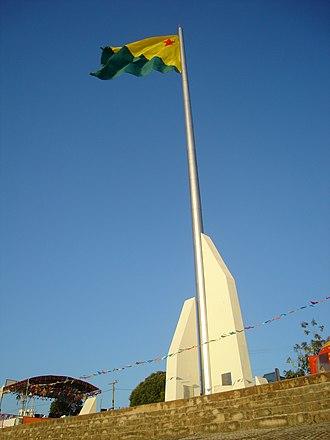 Acre War - Image: Rio Branco Memorial Acreano