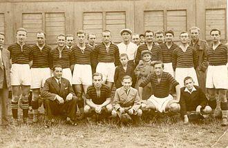 FC Ripensia Timișoara - Ripensia Timișoara in 1931