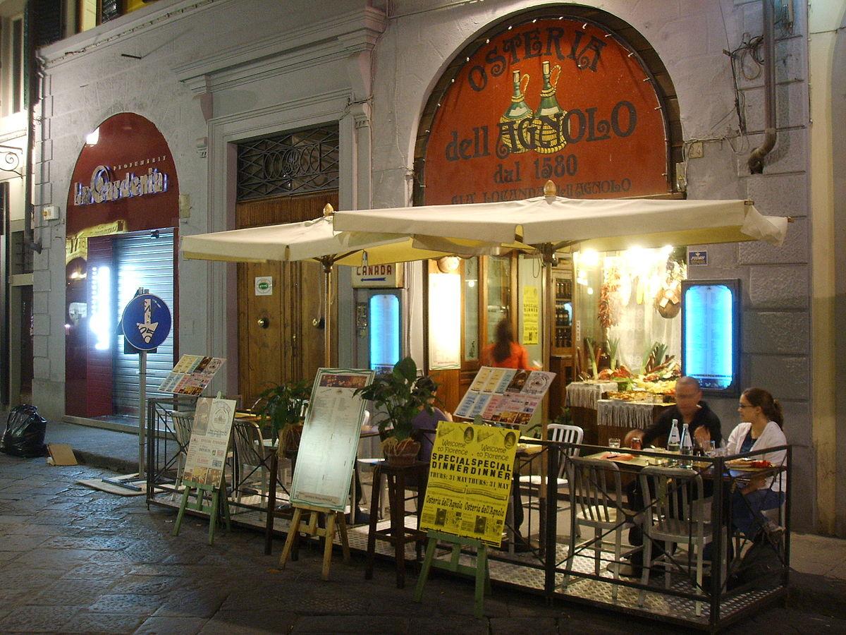 Borgo san lorenzo via wikipedia - Ristorante borgo antico cucine da incubo ...