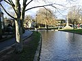 River Windrush through Bourton-on-the-Water - geograph.org.uk - 762701.jpg