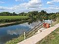 River Wye at Hampton Bishop - geograph.org.uk - 559302.jpg