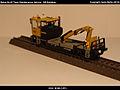 Robel Bullok BAMOWAG 54.22 Track Maintenance Vehicle - DB Bahnbau Kibri 16100 Modelismo Ferroviario Model Trains Modelleisenbahn modelisme ferroviaire ferromodelismo (11695984965).jpg