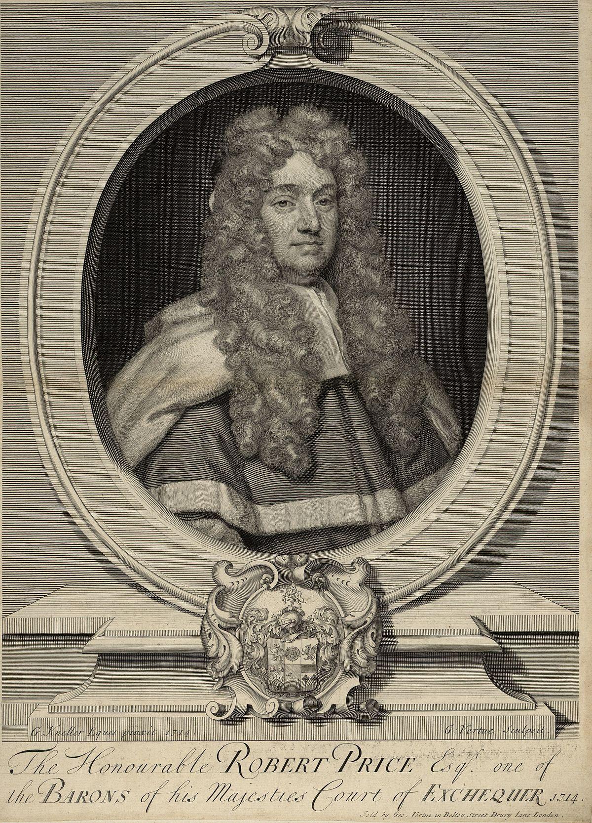 Robert Price Judge Wikipedia