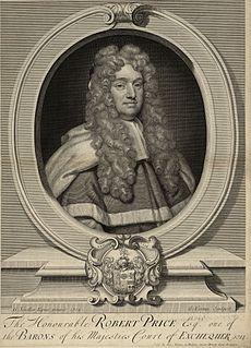 Robert Price (judge) British judge and politician