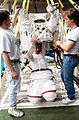 Robert Springer dons EMU for training - GPN-2006-000020.jpg