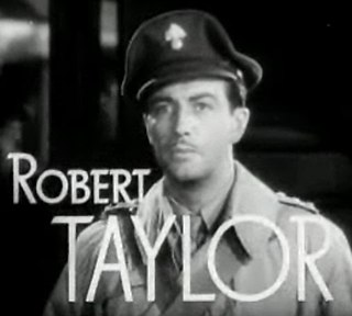 Robert Taylor (actor) American film and television actor