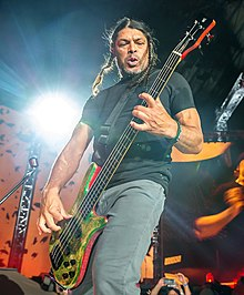Robert Trujillo 2017
