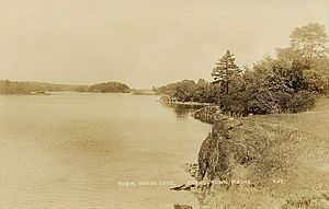 Georgetown, Maine - Robinhood Cove c. 1915