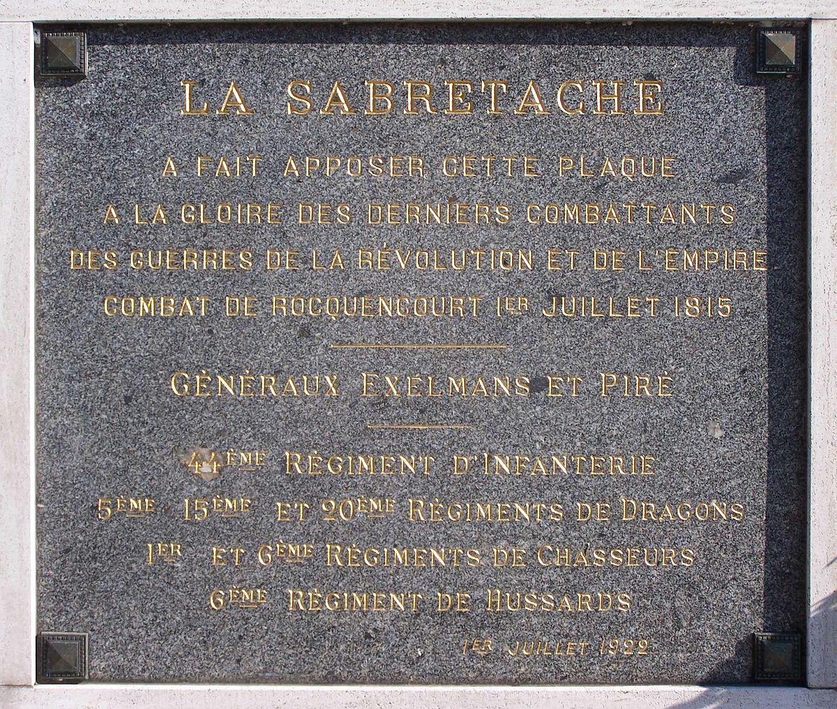 Bataille De Rocquencourt  U2014 Wikip U00e9dia