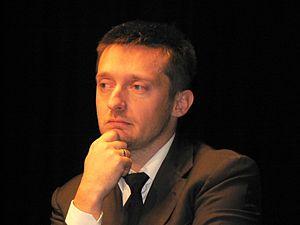 Antal Rogán - Antal Rogán in 2009